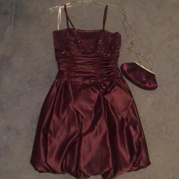 Givenchy Dresses & Skirts - Plum party dress
